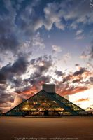 Rock and Roll Hall of Fame by deviantARTISTRY