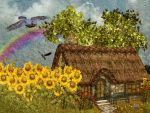 Little Cottage by thefantasim