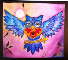 owl by SJFitton