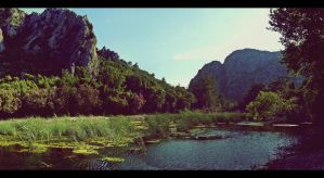 Olympos... by nilra