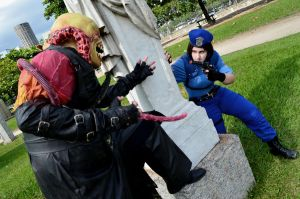 Resident Evil III by PriSuicun