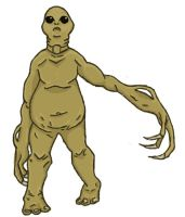 Slitheen by SnakeMouth