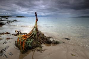 Machrihanish Moorings by crowthius