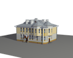3D House by ManeFunction