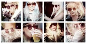 gaga icons by notteardrops