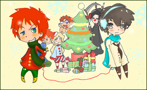 Have a Very Weasley Christmas by Weasley-Detectives