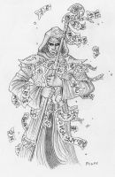 Runic War-Mage by StormrageJr by Continuum-Art