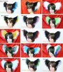 Cat Party Ears for Cosplay / Furries by LiChiba