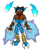 Raziel Heartless by Tippy-The-Bunny