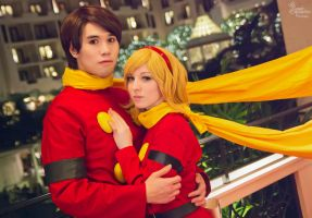 Cyborg 009 I by EnchantedCupcake