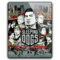 Sleeping Dogs Icon by dylonji
