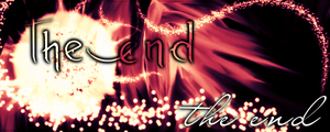 Signature: The End by kodavu