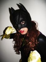 Batgirl Cosplay - Intimidation! by ozbattlechick
