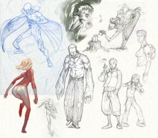 sketch dump by ChristianNauck