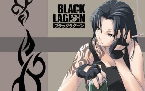 Black Lagoon Wallpaper by blackjack141