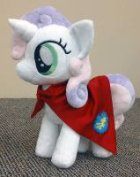 Sweete Bell with CMC cape! by Cryptic-Enigma