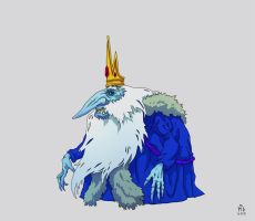 Ice King by PhillGonzo
