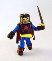 Black Knight Custom Minimate by luke314pi