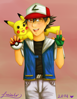 Gotta catch them all.. by Lucicelo