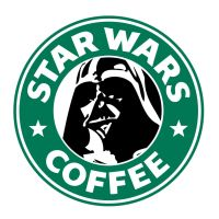 Starbucks Vader by theCrow65