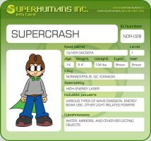 Info Card: Supercrash by TheBourgyman