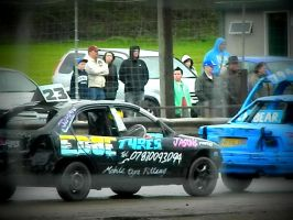 My Car On The Starting Line by BrightStar2
