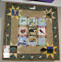 County Fair 3 - quilt by unicornslave