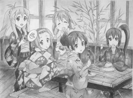 K-ON by MhOtaku