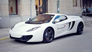 MclarenMP4-12C Spider by ShadowPhotography