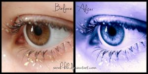 Before and After of 'Letting You Down' by Sarah-BK