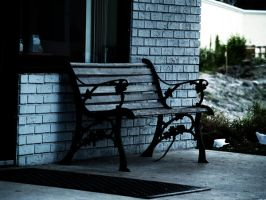 Bench by megadef