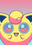 Jigglypuff Palette Portrait by Red-Flare