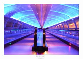 Tunnel Of Light by toxicdesign