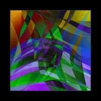 Colurful curves 6 and final by Rob1962