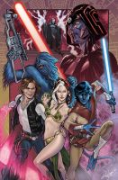 Kurt, I am your Mother - colored by Arzeno