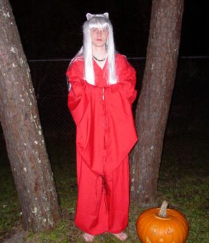Inuyasha Halloween 2004 by ThoughtsHeldCaptive