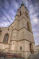 Church of St. Stephen - Prague by lesogard
