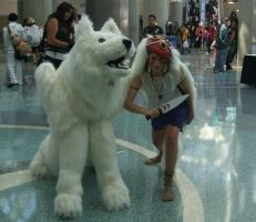 Anime Expo 1 by blackthewhite