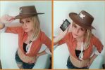 human Applejack - MLP cosplay by Rael-chan89