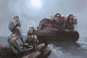 HARDWELL137: Hovercraft and Babes by Hamsta180
