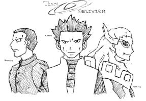 Team Oblivion: Rough by Yukito-Sano