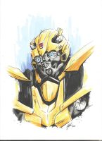 Bumblebee by MikimusPrime