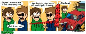 Ewcomics No. 75 - Accident 1 by eddsworld