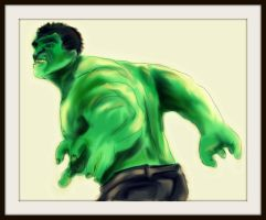 Hulk by TigerShake