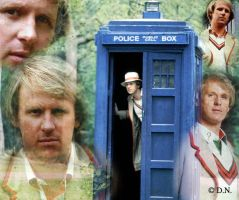 5th Doctor by Francy3192