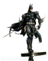 Play Arts Kai - Batman 1 by 0PT1C5