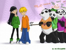 mission of the panda warriors by limey404