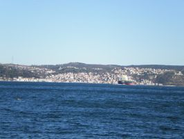 View from Sariyer by ugur274
