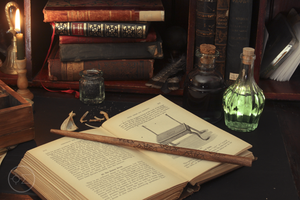 James Potter's wand replica by enguerrand