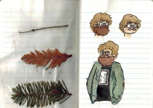 Journal Pages 002 - 003 by HannaPaulson